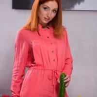 Sexy Redhead Marga E in The right Mood by Femjoy