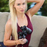 Sexy Blonde Lola Nude X-art