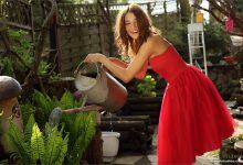 Brunette Layla Garden Sprite Mplstudios