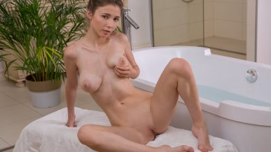 Millas Steamy Morning Orgasm - X-Art